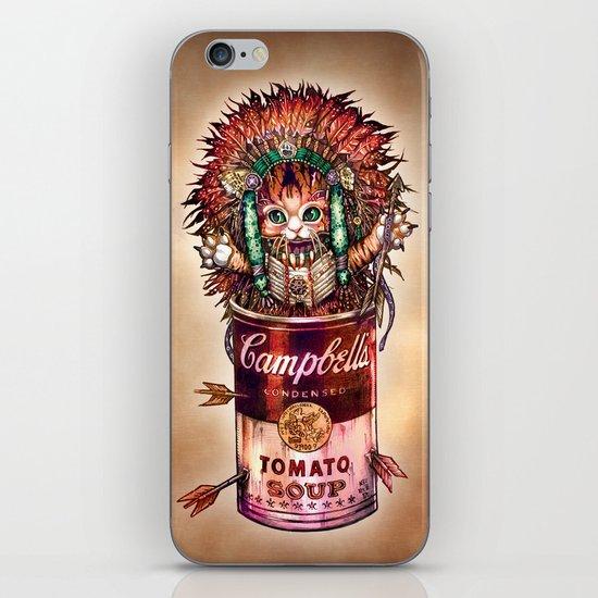 Kitty Pop iPhone & iPod Skin