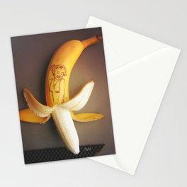 Marilyn Banana Stationery Cards