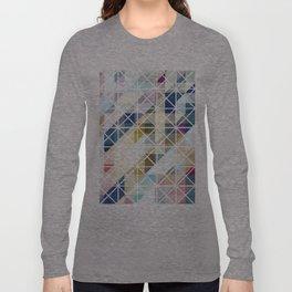 Triangle No. 3 Long Sleeve T-shirt