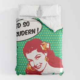 Ned so vü sudern! Comforters