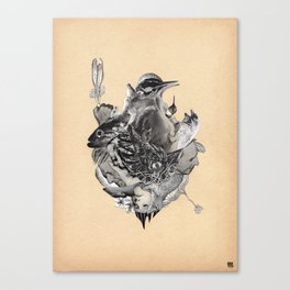 Oneness :: 5 Canvas Print