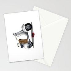 Vespa GS & Casual Stuffs Stationery Cards