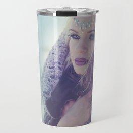 Mother Winter Travel Mug