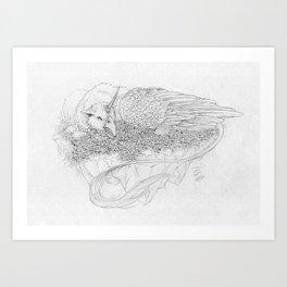 Nafarie Art Print
