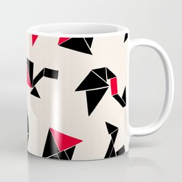 Tangram Animals Coffee Mug