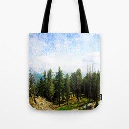 California Overlook Tote Bag