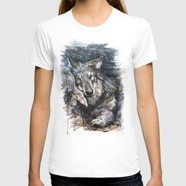 Wolf life T-shirt