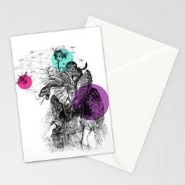 Le rêve de Madame K. Stationery Cards