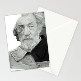Playwright Actor Headshot Stationery Cards
