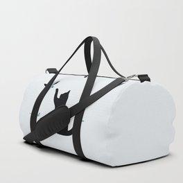 Cat and Navi Duffle Bag