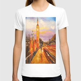 In London T-shirt