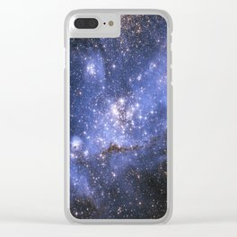 Infant Stars Clear iPhone Case