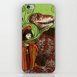 Ancient Empress iPhone Skin