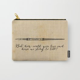 Fyodor Dostoyevsky - Story to Tell Carry-All Pouch
