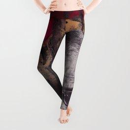 The Philosophy of Composition Leggings