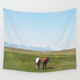 Free Reign Wall Tapestry