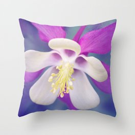 Eagle's Claw Throw Pillow