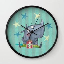 Cookie Jar Rhino Wall Clock