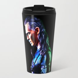 Loki - A Study In Perfection III Version One Travel Mug