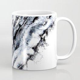 #8 ABSTRACT EPOXY RESIN ART Coffee Mug