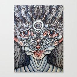 Dreamtime Companion Canvas Print