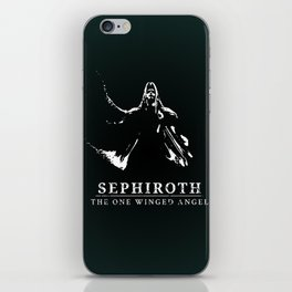 Sephiroth - One Winged Angel iPhone Skin