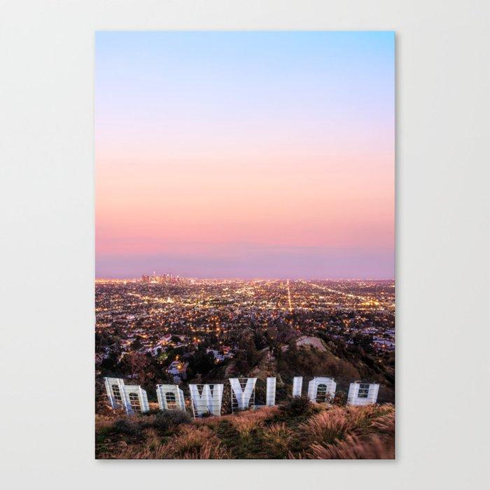 Hollywood Leinwanddruck