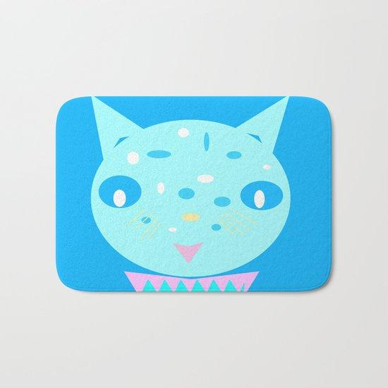 Cookie Meow 7 Bath Mat