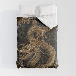 Dragon Pentagram Comforters