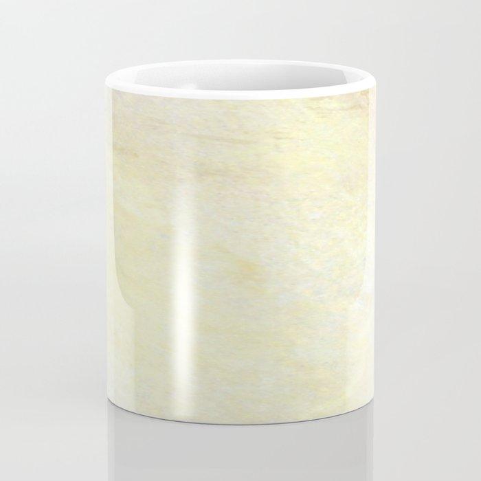 Marble with Okra Threads Coffee Mug