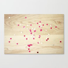 Catch My Heart Canvas Print