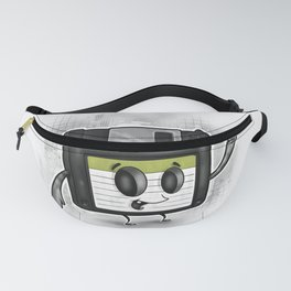 Floppy Disc Dave Fanny Pack
