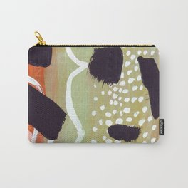 Dots & Marks No.1 Carry-All Pouch