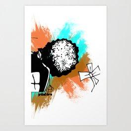 ruffandtuff Art Print