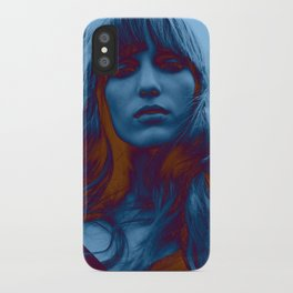 Electric Summer Heat iPhone Case