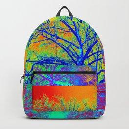 Rainbow Trees Backpack