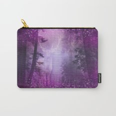 Fairy deer out of the woods Carry-All Pouch