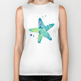 Starfish Biker Tank