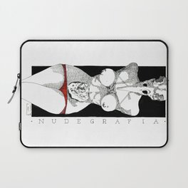 Nudegrafia 1 Laptop Sleeve