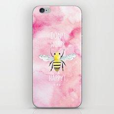 i am grey iPhone & iPod Skin