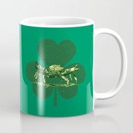 A Pinch o' Green Coffee Mug