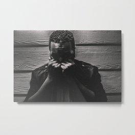 Greg 2 Metal Print