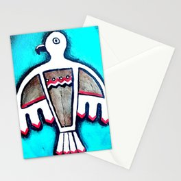 Native American Eagle Stationery Cards