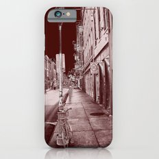 Red and Black New Orleans Slim Case iPhone 6s