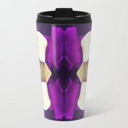 Velvet Purple Orchid Travel Mug