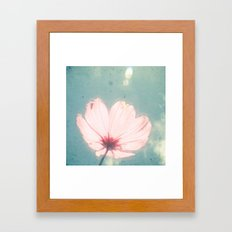 I am Happy Framed Art Print