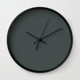 Urban Chic Wall Clock