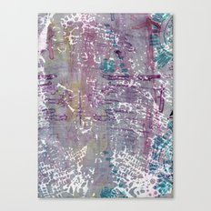sentimental journey Canvas Print