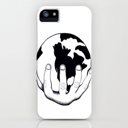 Imperialism iPhone Case