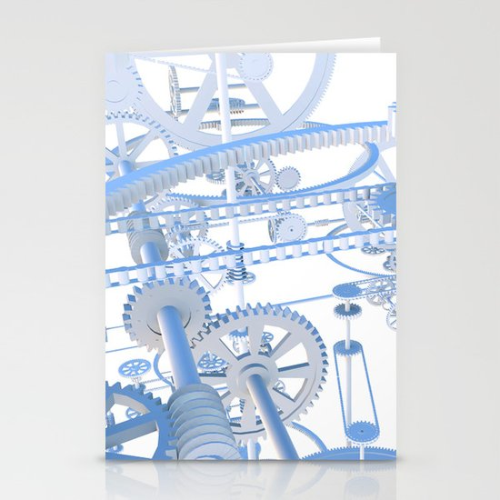 The Dream Machine Stationery Cards